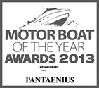 Flybridge over 55 ft Motor Boat of the Year Awards London Boat Show 2013