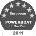 European Powerboat of the Year Düsseldorf Boat Show 2011