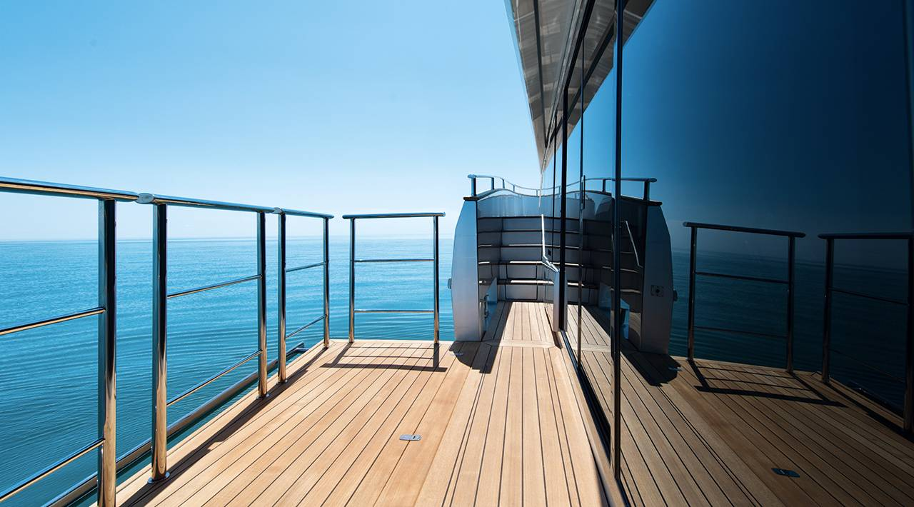 MCY 105 Balcony