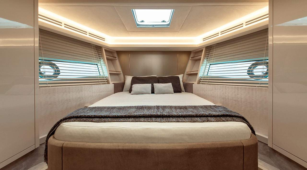 MCY 66 VSION - Vip Cabin