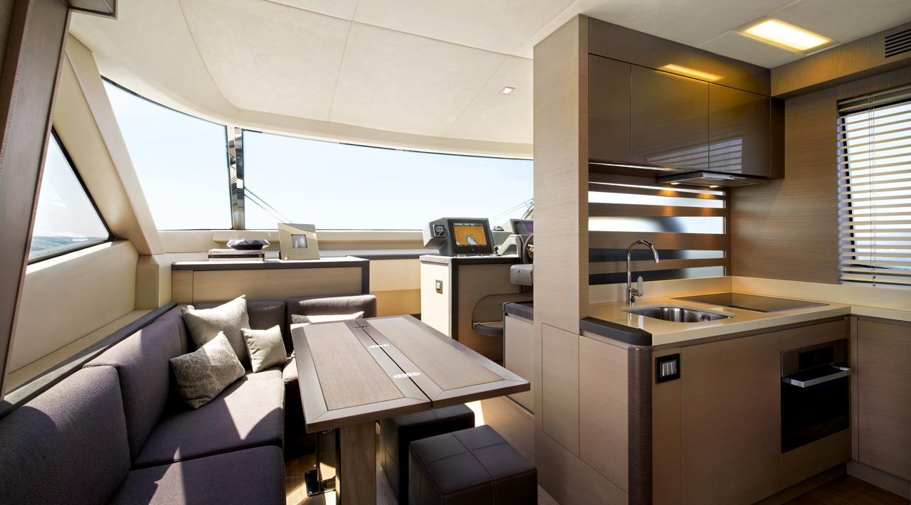 Galley MCY 70