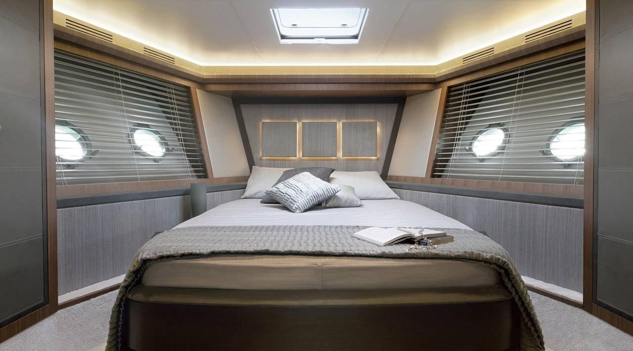 Vip cabin MCY 65