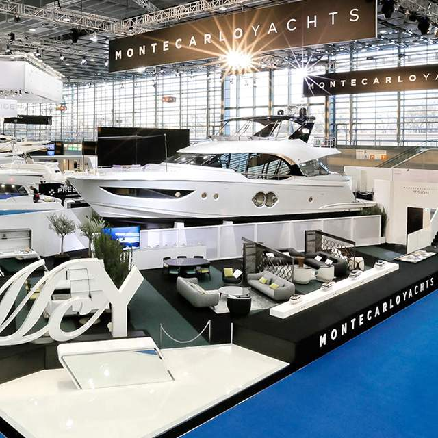 Monte Carlo Yachts unveils the new MCY 70 at Boot Dusseldorf