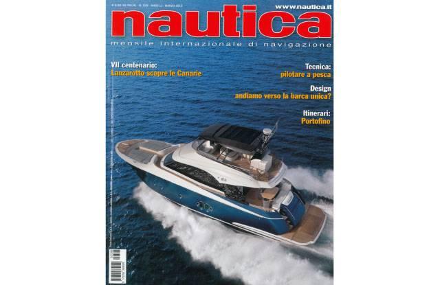 Cover MCY 65 - Nautica