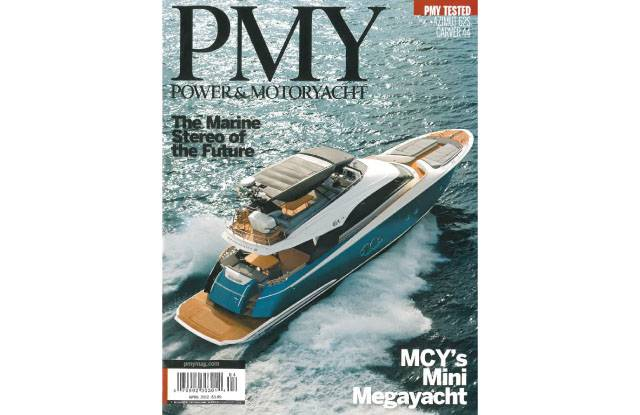 Cover MCY 65 - Power & Motoryacht