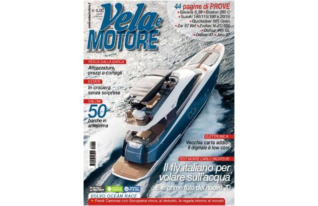 Cover MCY 65 - Vela e Motore