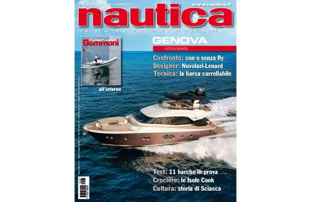 Cover MCY 70 - Nautica