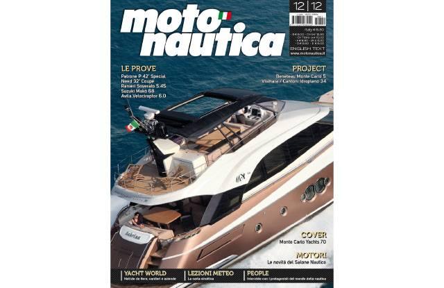 Cover MCY 70 - Motonautica