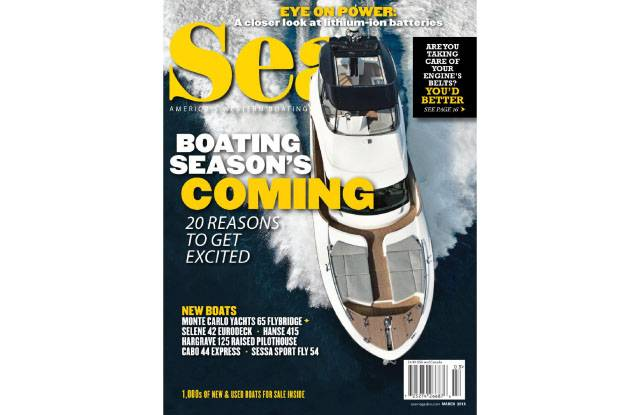 Cover MCY 65 - Sea