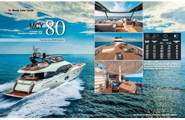 MCY 80 Nautica