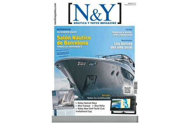 Cover MCY105 - Nàutica Y Yates