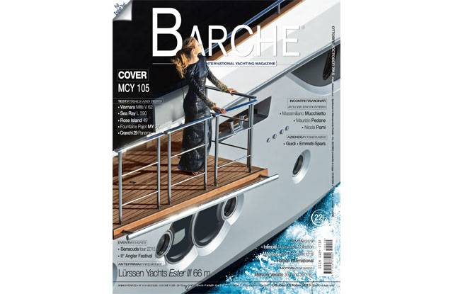 Cover MCY105 - Barche