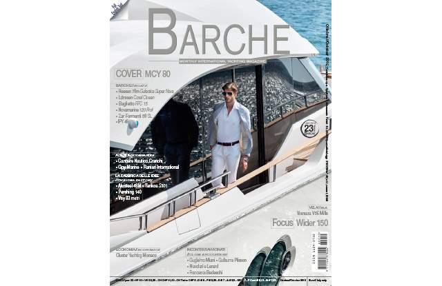 MCY 80 Barche Cover
