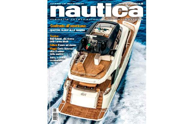 MCY 80 Nautica Cover